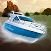 3D vožnja motornog čamc...