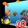 3D puzzle akvarijum