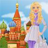 Barbi u poseti Moskvi