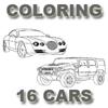 16 bojanki automobila