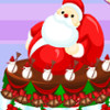 Smrznuta Božićna torta