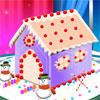 Božićna čokoladna kuć...