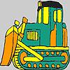 Zeleni traktor