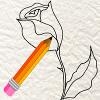 Kako nacrtati ružu