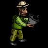 Ivan u patuljkovoj pećin...