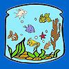 Akvarijum bojanka