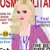 Devojka sa naslovne stran...