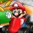 Mario Bros Trka