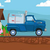Vožnja kamiona sa mlekom