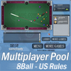 Multiplayer 8Ball Bilijar