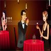 Poljubac u noćnom klubu