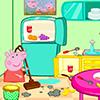 Pepa prase čisti kuću
