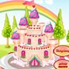 Princezina zamak-torta