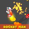 Čovek raketa