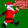 Deda Mraz na krovu