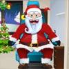 Deda Mraz kod zubara