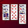 Spider Solitaire (4 suits...