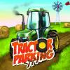 Parkiranje traktora ...