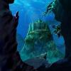 Podvodni zamak  - skriven...
