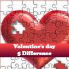 Razlike za Dan zaljubljen...