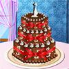Dekoracija svbene torte