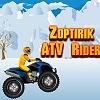 Zimska ATV trka motorom