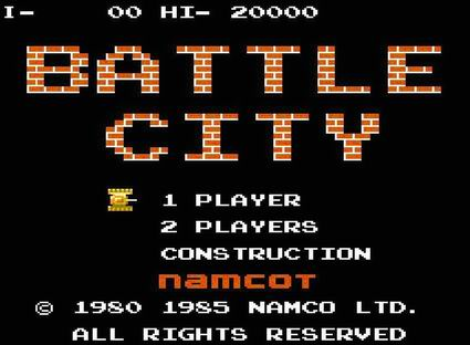 Battle City - Classic