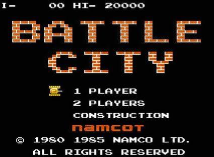 Battle City - Classic