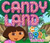 Dora u zemlji slatkiša