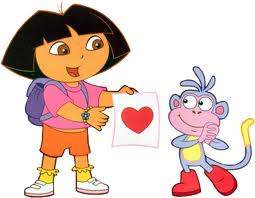 Dora istražuje i Dan zaj...