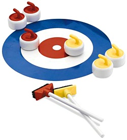 Curling olimpijske igre