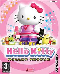 Hello Kitty - Roleri