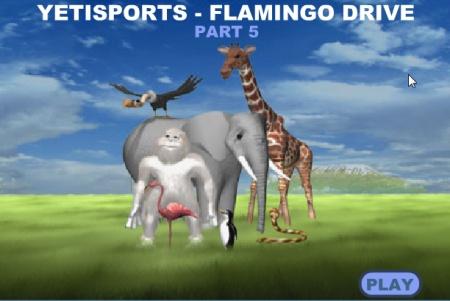 Yeti sport - Flamingo dri...