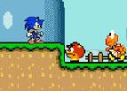 Sonic Mario world