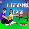 Poljubac u parku